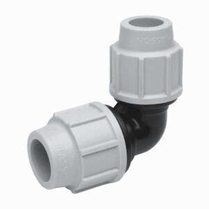 plasson-7510-mdpe-90-degree-reducing-elbow-25mm-20mm
