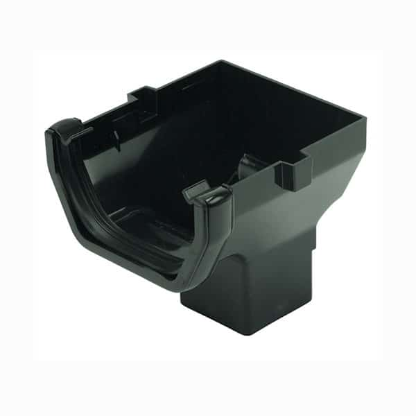 black-square-gutter-stopend-outlet-floplast-114mm-ros2bk