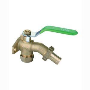 1-4-turn-brass-tap-bibcock-1-2-vhbw-hose-union-c-w-wallplate