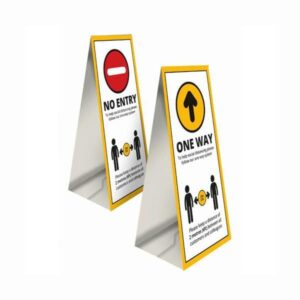 Directional-A-Board-Yellow