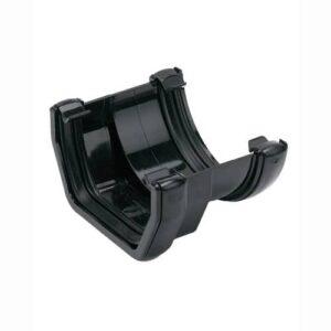 black-square-to-round-gutter-adaptor-floplast-114mm-112mm-rds1bk