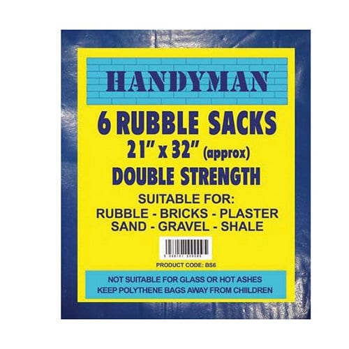 Rubble-Sacks-6 pack