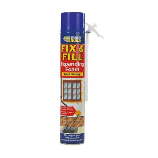 Everbuild-Fix&Fill-Expanding-Foam