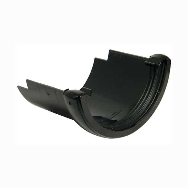 floplast-112mm-half-round-union-to-cast-iron-black-rd5b