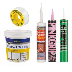 Adhesives, Additives, Sealants & Compounds