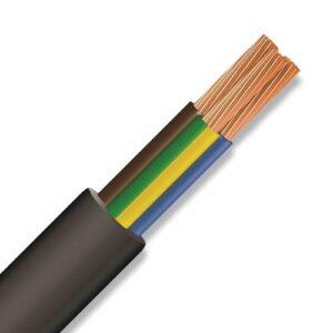 Rubber-3-Core-Flex-Black