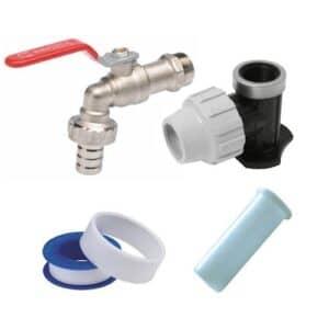 MDPE Tap Kits & Accessories
