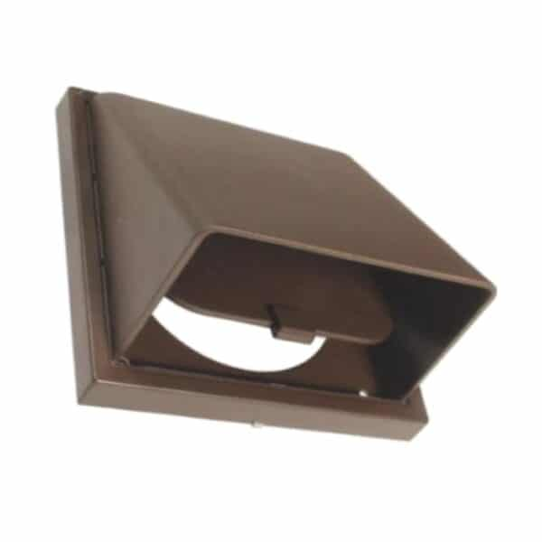 round-coweld-outlet-with-damper-100mm-brown