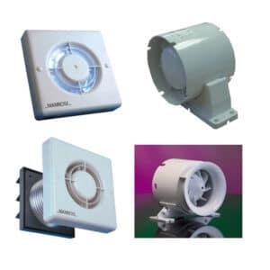 Electrical Bathroom & Kitchen Ventilation