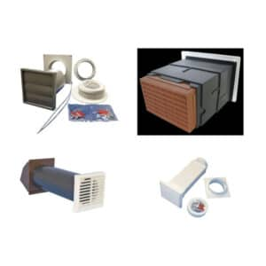 Ventilation Ducting & Outlet Kits