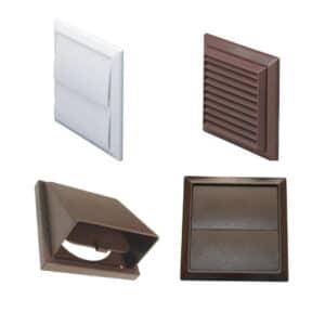 Ventilation Outlets