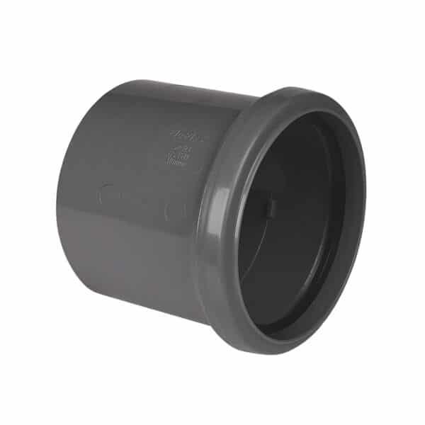 110mm-coupler-single-socket-anthracite-grey