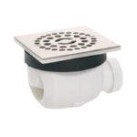 Floplast TH54 Wet Room Shower Trap 40mm x 50mm